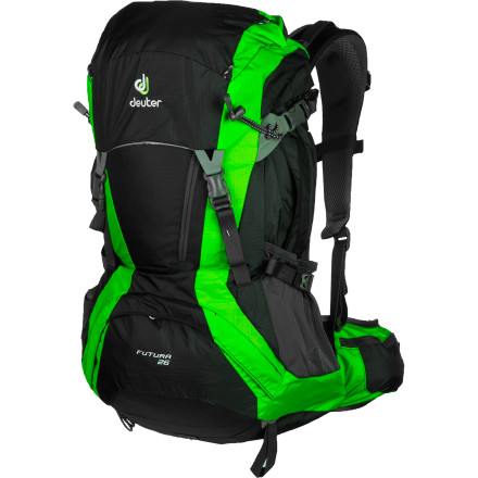 photo: Deuter Futura 26 daypack (under 2,000 cu in)