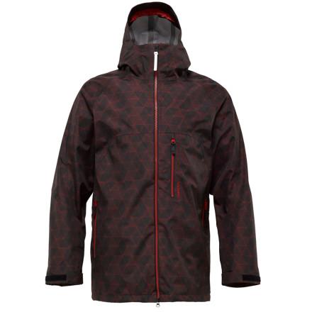 photo: Burton 3L Porter Jacket waterproof jacket