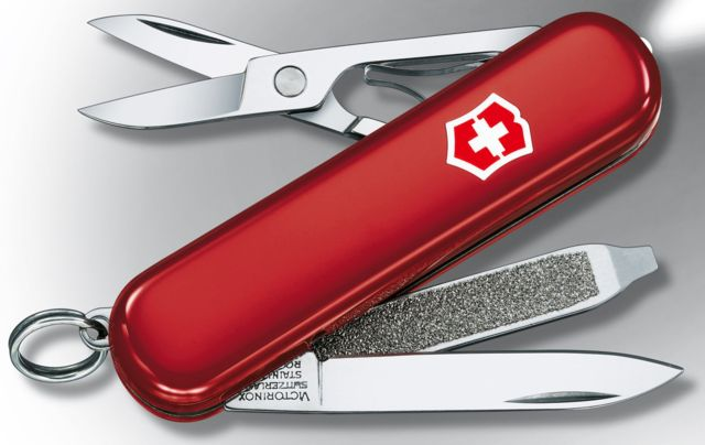 Victorinox Swiss Army Soldier's Knife