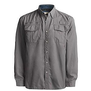 photo: Kenyon Grizzly Kenyon Quick Dry Shirt - Long Sleeve hiking shirt
