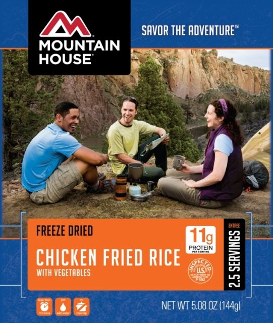 Mountain House Chicken Fried Rice with Vegetables