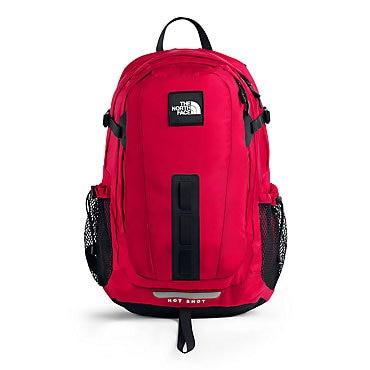 photo: The North Face Hot Shot overnight pack (35-49l)
