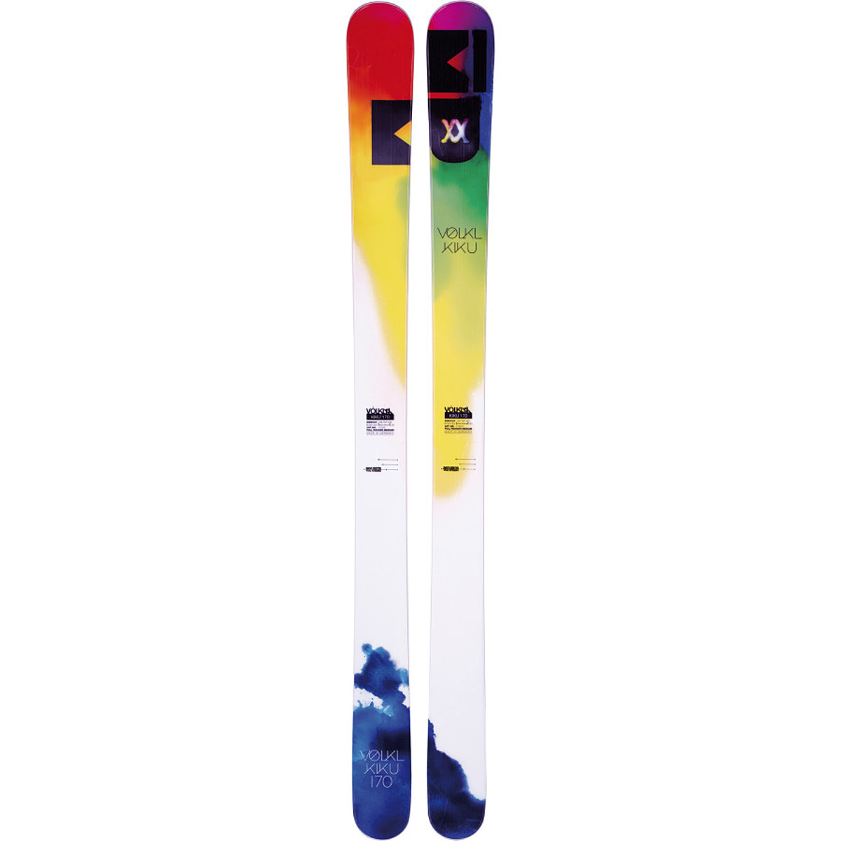 photo: Volkl Kiku alpine touring/telemark ski