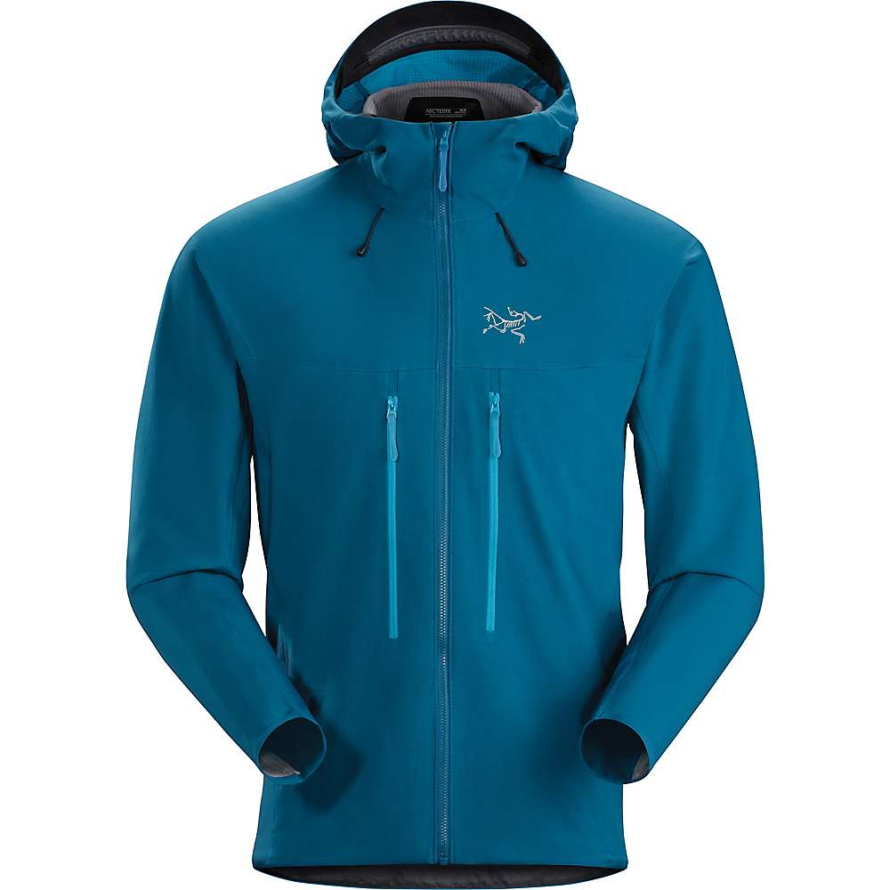 photo: Arc'teryx Acto FL Jacket fleece jacket
