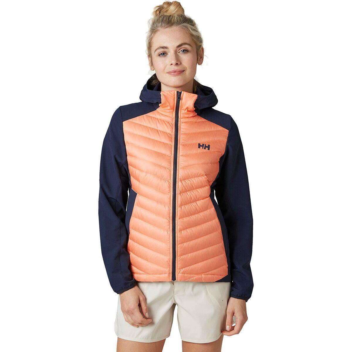 photo: Helly Hansen Women's Verglas Light Jacket down insulated jacket