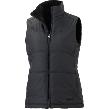 photo: Marmot Ventina Vest synthetic insulated vest