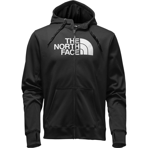 photo: The North Face Surgent Half Dome Full Zip Hoodie fleece jacket
