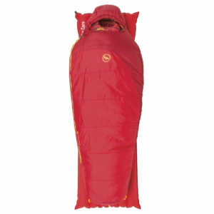 photo: Big Agnes Wolverine 15° 3-season synthetic sleeping bag