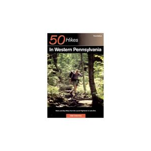 photo: Countryman Press 50 Hikes in Western Pennsylvania us northeast guidebook