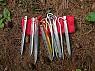 photo: Arrowhead Equipment Tarp Stake Bag