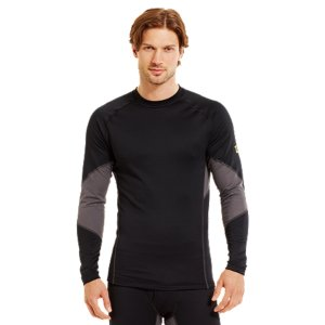 photo: Under Armour Basemap 1.5 Crew base layer top
