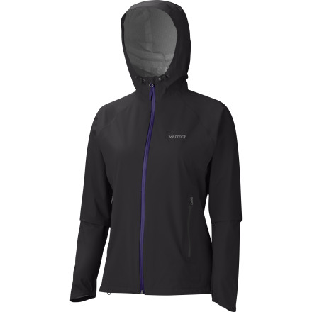 photo: Marmot Women's Hyper Jacket waterproof jacket