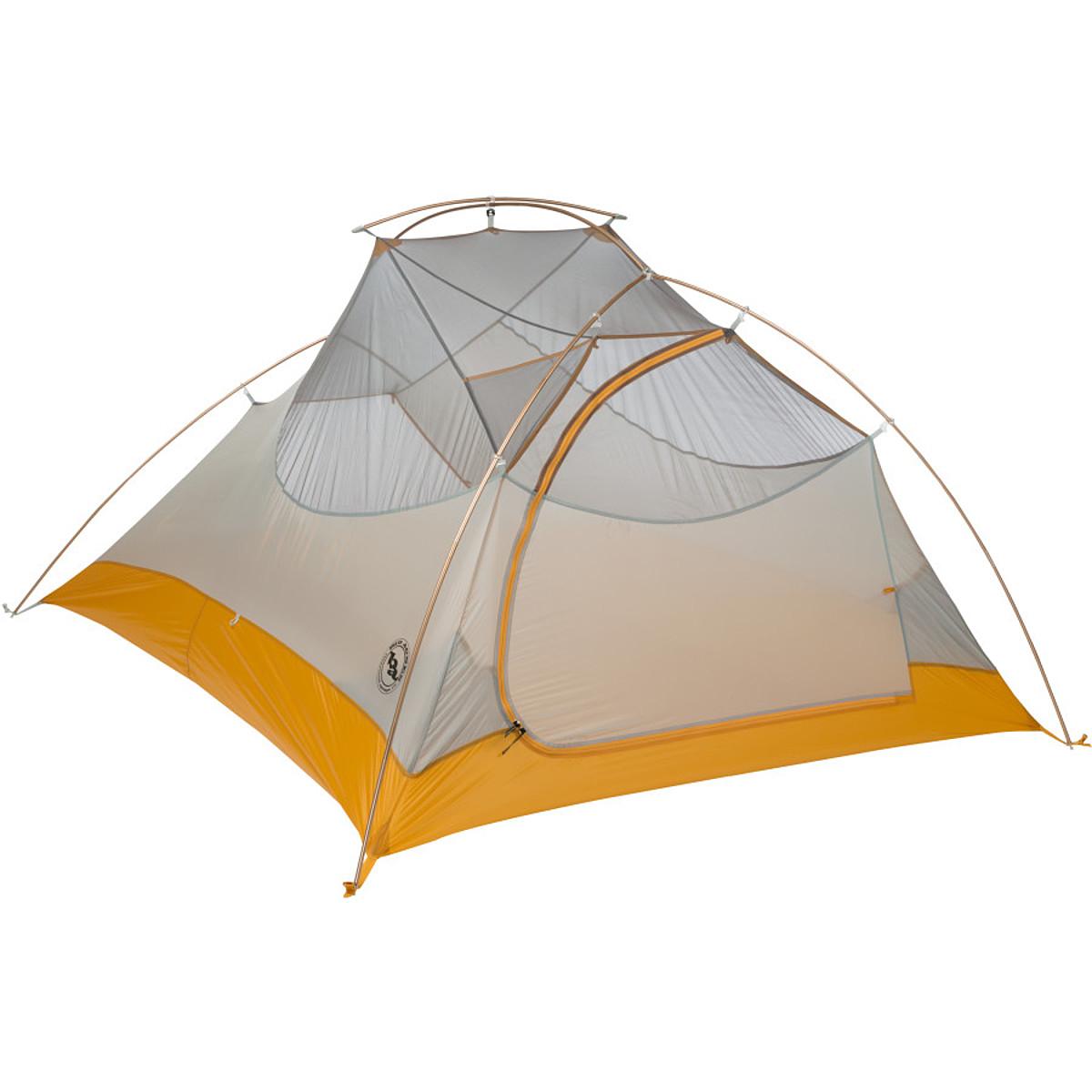 photo: Big Agnes Fly Creek UL3 three-season tent