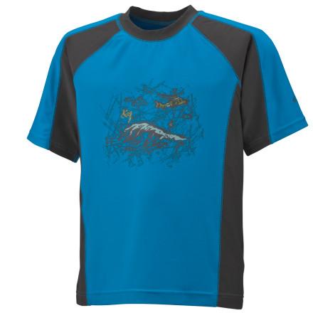 Columbia Tidewater Short Sleeve Shirt