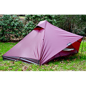 photo: LightHeart Gear Duo three-season tent