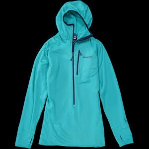 photo: Patagonia Women's R1 Hoody fleece top