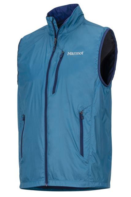 photo: Marmot Men's Ether DriClime Vest wind shell vest