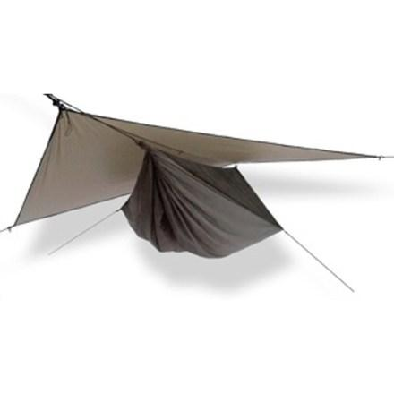 photo: Hennessy Hammock Hyperlite Asym Zip