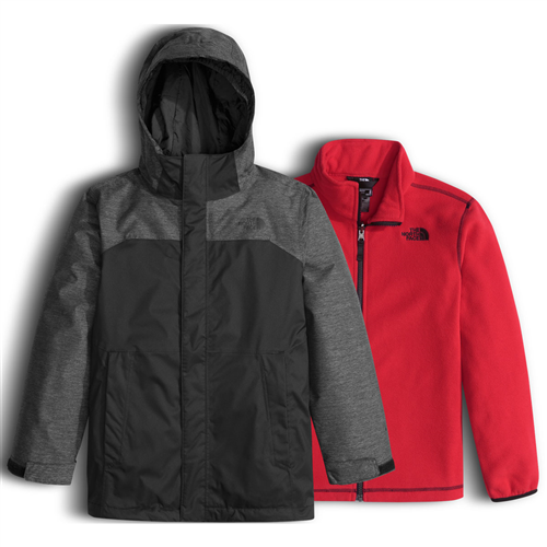 photo: The North Face Boys' Vortex TriClimate Jacket component (3-in-1) jacket