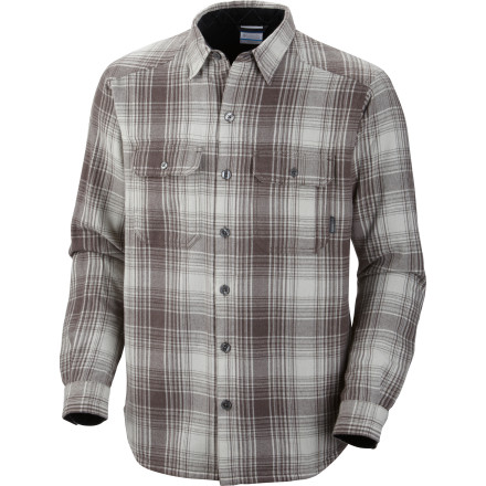 photo: Columbia Windward II Overshirt hiking shirt