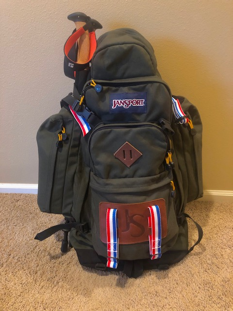 photo: JanSport Traditionalist overnight pack (35-49l)