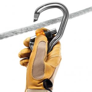 photo: Petzl Vertigo WL Carabiner locking carabiner