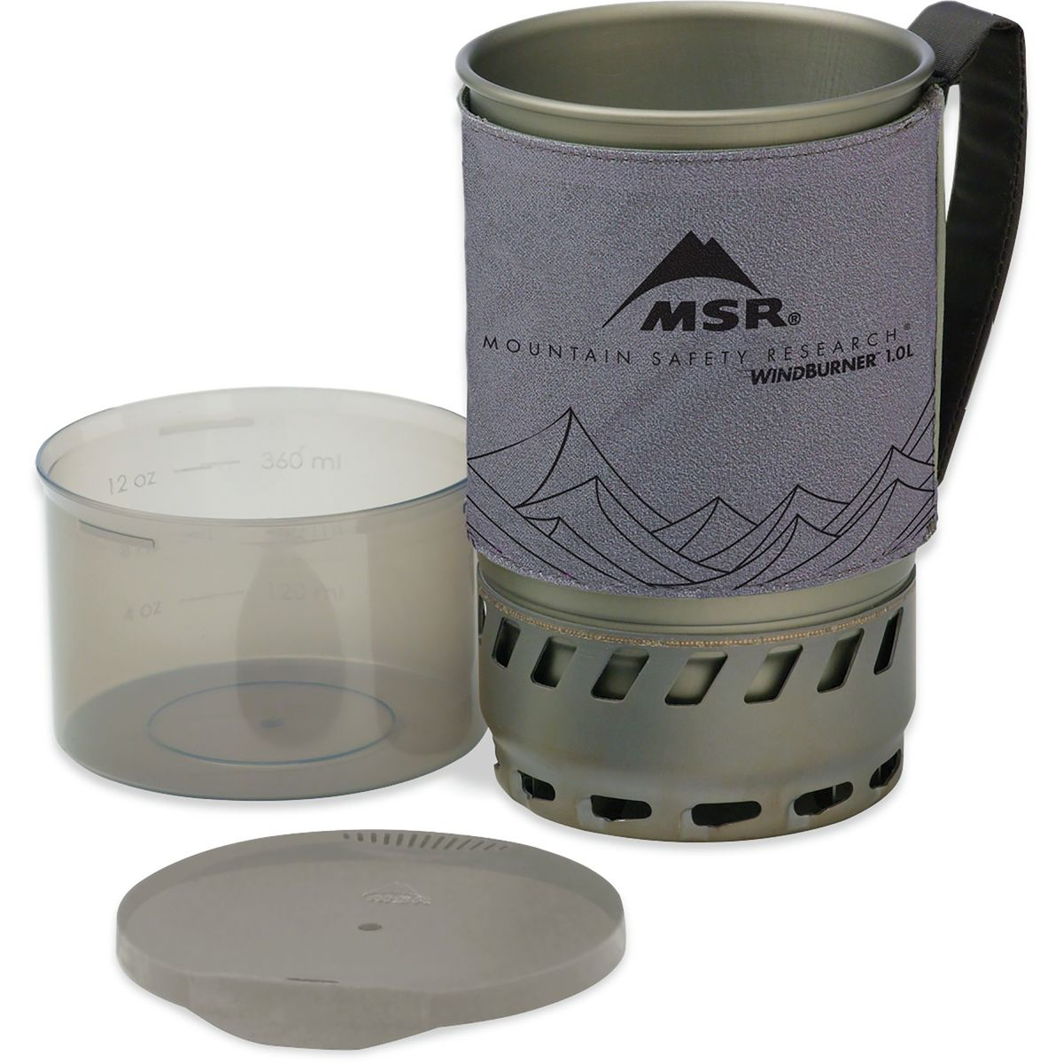 MSR WindBurner Personal Accessory Pot