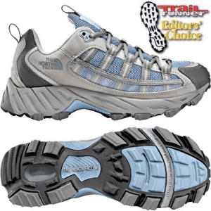 photo: The North Face Women's Vapor Light trail running shoe