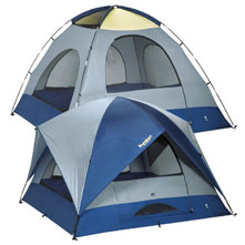 photo: Eureka! Sunrise 9 three-season tent