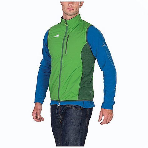 photo: Westcomb Echo Vest fleece vest