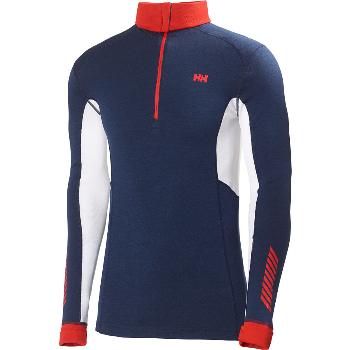 photo: Helly Hansen Men's HH Warm Odin Hybrid Top base layer top