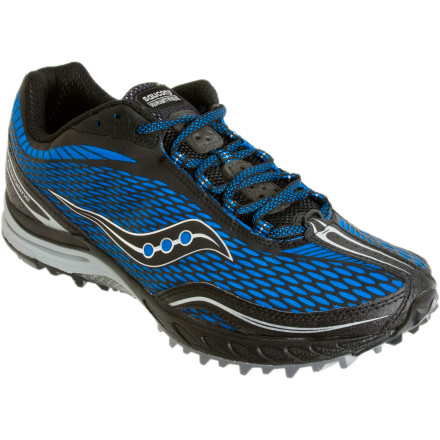 photo: Saucony ProGrid Peregrine trail running shoe