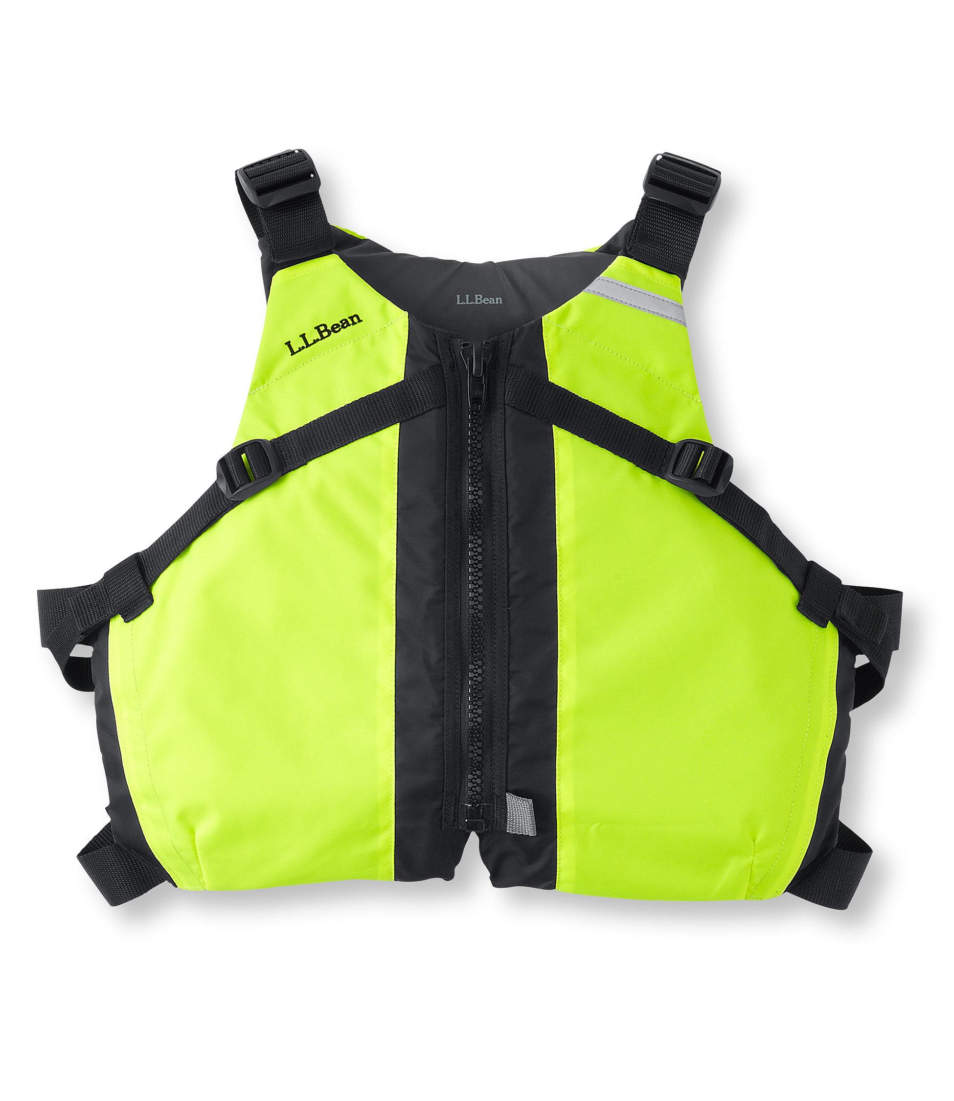 photo: L.L.Bean Universal Fit Mesh Back PFD life jacket/pfd