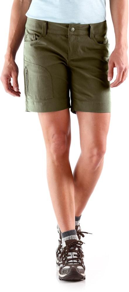 photo: prAna Hazel Shorts hiking short