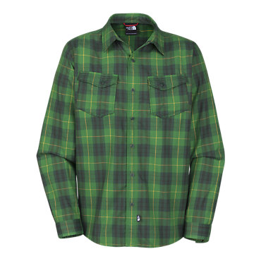 photo: The North Face Take Flannel hiking shirt