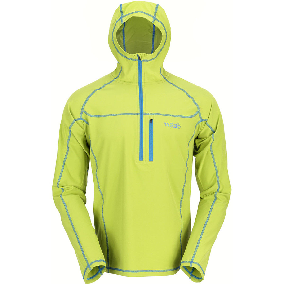 photo: Rab Boreas Pull-On soft shell jacket