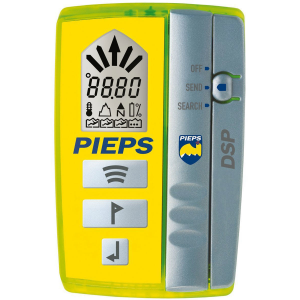 photo: Pieps DSP avalanche beacon