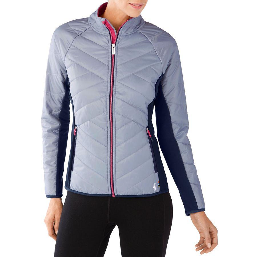 photo: Smartwool Women's Corbet 120 Jacket synthetic insulated jacket