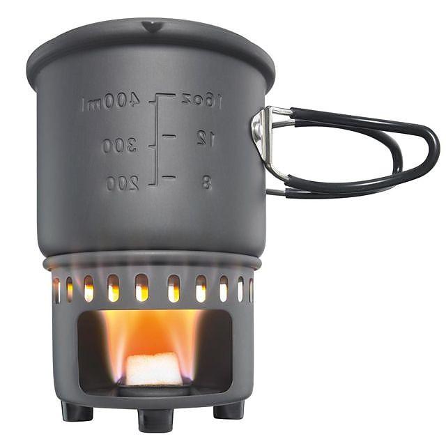 photo: Esbit CS585HA Cookset for Solid Fuel solid fuel stove