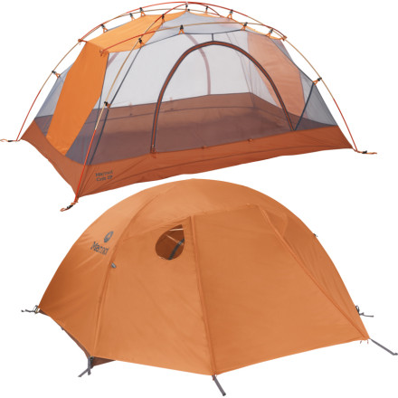 photo: Marmot Crib 3P three-season tent