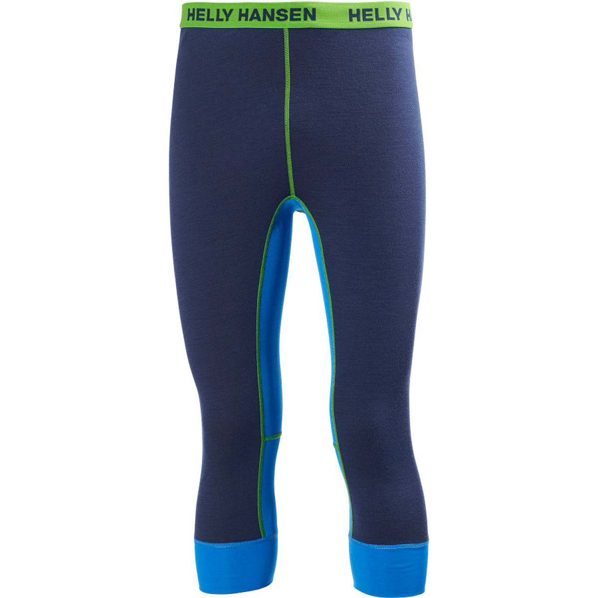 photo: Helly Hansen Men's HH Warm Odin Hybrid 3/4 Pant base layer bottom