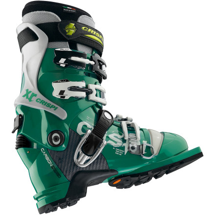 photo of a Crispi ski/snowshoe product