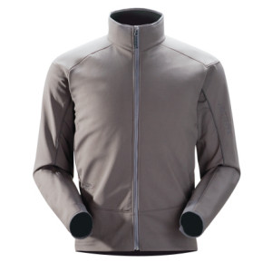 photo: Arc'teryx Trident Jacket soft shell jacket