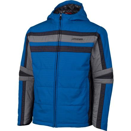 photo: Spyder Phantom Hoody Insulator Jacket snowsport jacket