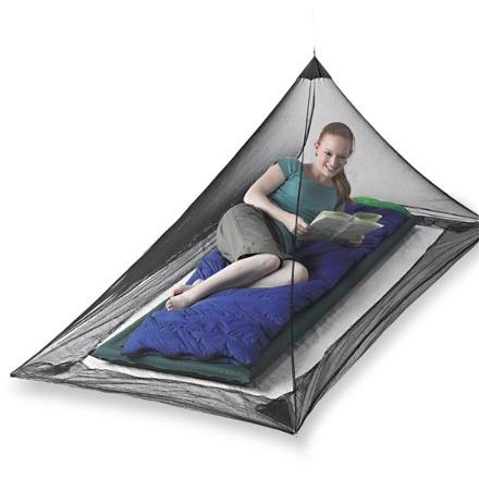 photo: Sea to Summit Silk Lite Liner sleeping bag liner