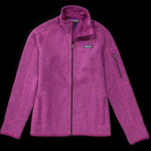 photo: Patagonia Women's Better Sweater Jacket fleece jacket