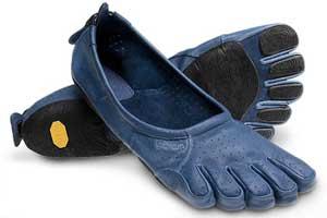 photo: Vibram FiveFingers Moc barefoot / minimal shoe