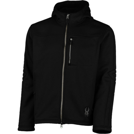 photo: Spyder Rad Pad Hoody Jacket fleece jacket