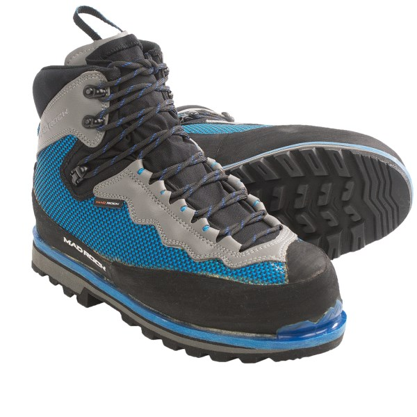 photo: Mad Rock Mountain mountaineering boot