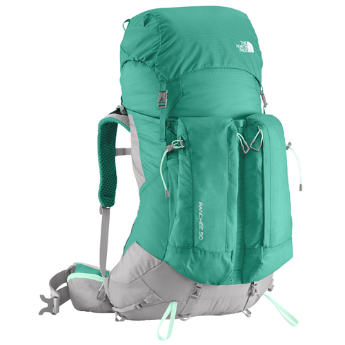 photo: The North Face Men's Banchee 50 weekend pack (3,000 - 4,499 cu in)